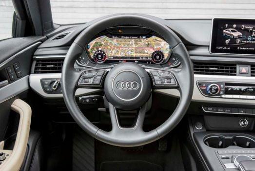 Audi A4 Kombi Quattro